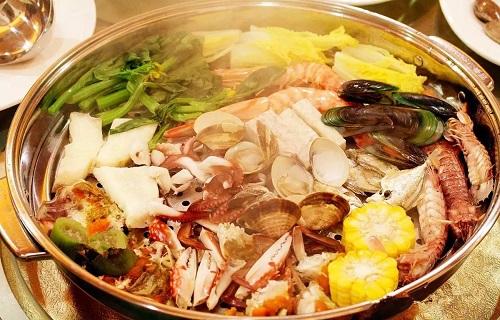 泰式海鲜火锅品牌店加盟