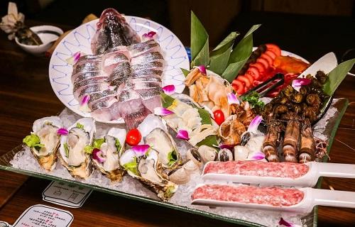 集渔海鲜原料