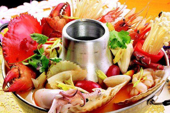 海鲜火锅排行榜