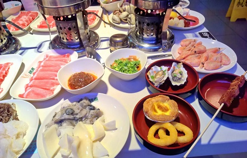 海鲜特色餐饮